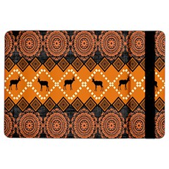 Traditiona  Patterns And African Patterns Ipad Air 2 Flip by Onesevenart
