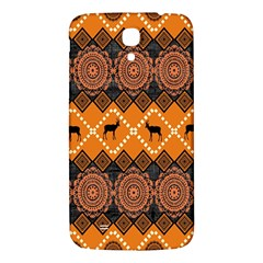Traditiona  Patterns And African Patterns Samsung Galaxy Mega I9200 Hardshell Back Case by Onesevenart