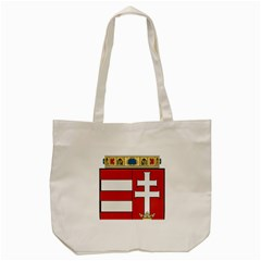 Medieval Coat Of Arms Of Hungary  Tote Bag (cream) by abbeyz71