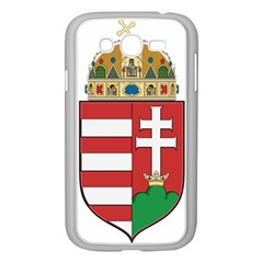 Medieval Coat Of Arms Of Hungary  Samsung Galaxy Grand Duos I9082 Case (white) by abbeyz71