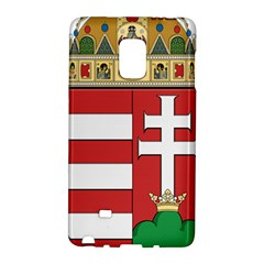 Medieval Coat Of Arms Of Hungary  Galaxy Note Edge by abbeyz71