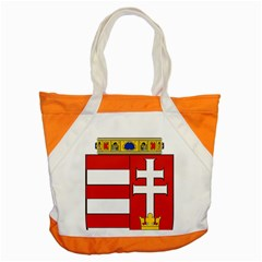 Medieval Coat Of Arms Of Hungary  Accent Tote Bag by abbeyz71