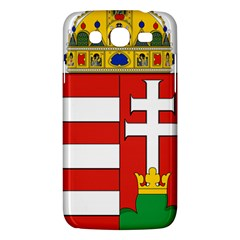Medieval Coat Of Arms Of Hungary  Samsung Galaxy Mega 5 8 I9152 Hardshell Case