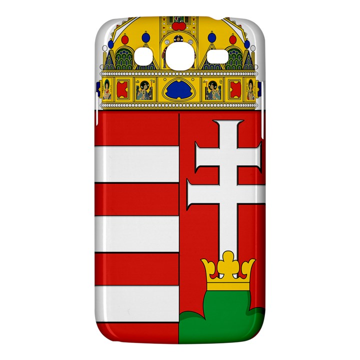Medieval Coat of Arms of Hungary  Samsung Galaxy Mega 5.8 I9152 Hardshell Case