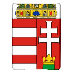 Medieval Coat Of Arms Of Hungary  Ipad Air Hardshell Cases by abbeyz71