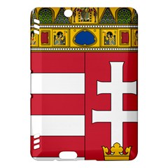 Coat Of Arms Of Hungary Kindle Fire Hdx Hardshell Case by abbeyz71