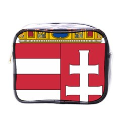 Coat of Arms of Hungary  Mini Toiletries Bags