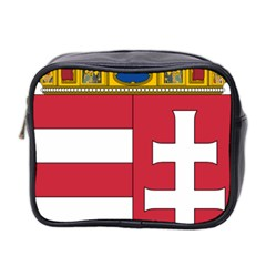Coat Of Arms Of Hungary  Mini Toiletries Bag 2 Side by abbeyz71