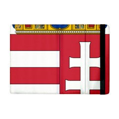 Coat Of Arms Of Hungary  Apple Ipad Mini Flip Case by abbeyz71