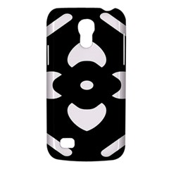 Black And White Pattern Background Galaxy S4 Mini