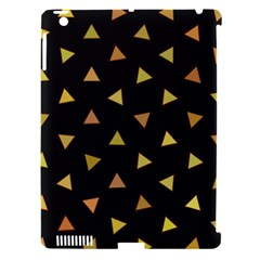 Shapes Abstract Triangles Pattern Apple Ipad 3/4 Hardshell Case (compatible With Smart Cover) by Nexatart
