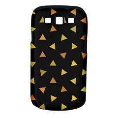 Shapes Abstract Triangles Pattern Samsung Galaxy S Iii Classic Hardshell Case (pc+silicone) by Nexatart