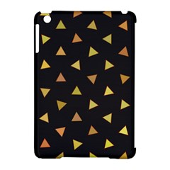 Shapes Abstract Triangles Pattern Apple Ipad Mini Hardshell Case (compatible With Smart Cover)