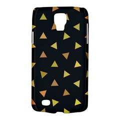 Shapes Abstract Triangles Pattern Galaxy S4 Active