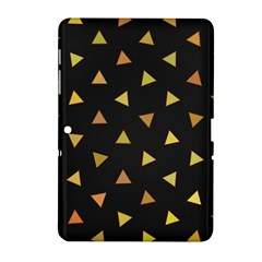 Shapes Abstract Triangles Pattern Samsung Galaxy Tab 2 (10 1 ) P5100 Hardshell Case