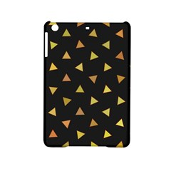 Shapes Abstract Triangles Pattern Ipad Mini 2 Hardshell Cases by Nexatart