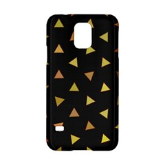 Shapes Abstract Triangles Pattern Samsung Galaxy S5 Hardshell Case
