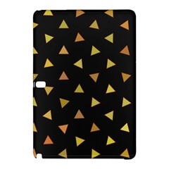 Shapes Abstract Triangles Pattern Samsung Galaxy Tab Pro 10 1 Hardshell Case