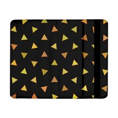 Shapes Abstract Triangles Pattern Samsung Galaxy Tab Pro 8 4  Flip Case by Nexatart