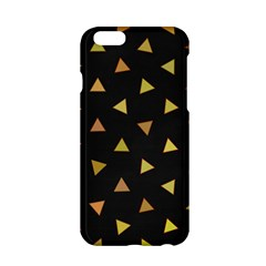 Shapes Abstract Triangles Pattern Apple Iphone 6/6s Hardshell Case by Nexatart