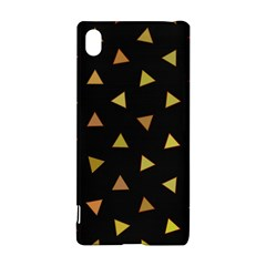 Shapes Abstract Triangles Pattern Sony Xperia Z3+ by Nexatart