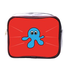 Creature Forms Funny Monster Comic Mini Toiletries Bags