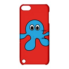 Creature Forms Funny Monster Comic Apple Ipod Touch 5 Hardshell Case With Stand
