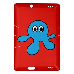 Creature Forms Funny Monster Comic Amazon Kindle Fire Hd (2013) Hardshell Case by Nexatart