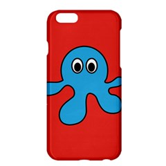 Creature Forms Funny Monster Comic Apple Iphone 6 Plus/6s Plus Hardshell Case by Nexatart