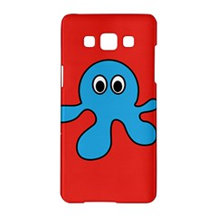 Creature Forms Funny Monster Comic Samsung Galaxy A5 Hardshell Case  by Nexatart