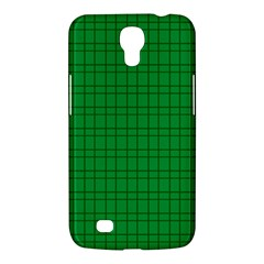 Pattern Green Background Lines Samsung Galaxy Mega 6 3  I9200 Hardshell Case by Nexatart