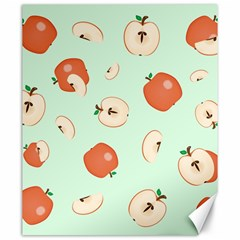 Apple Fruit Background Food Canvas 20  X 24   by Nexatart