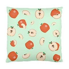 Apple Fruit Background Food Standard Cushion Case (two Sides) by Nexatart