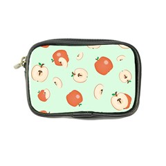 Apple Fruit Background Food Coin Purse
