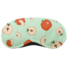 Apple Fruit Background Food Sleeping Masks by Nexatart