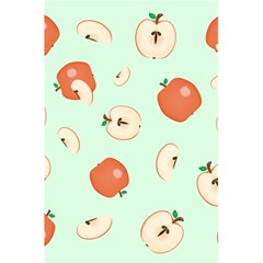 Apple Fruit Background Food 5 5  X 8 5  Notebooks by Nexatart