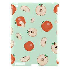 Apple Fruit Background Food Apple Ipad 3/4 Hardshell Case (compatible With Smart Cover) by Nexatart
