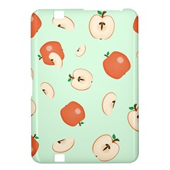 Apple Fruit Background Food Kindle Fire Hd 8 9  by Nexatart