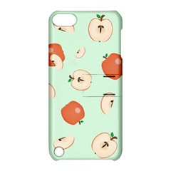 Apple Fruit Background Food Apple Ipod Touch 5 Hardshell Case With Stand by Nexatart
