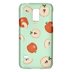 Apple Fruit Background Food Galaxy S5 Mini