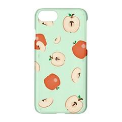Apple Fruit Background Food Apple Iphone 7 Hardshell Case by Nexatart