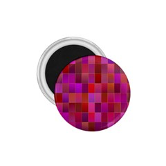 Shapes Abstract Pink 1 75  Magnets by Nexatart