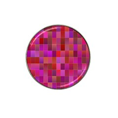 Shapes Abstract Pink Hat Clip Ball Marker (10 pack)