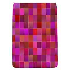 Shapes Abstract Pink Flap Covers (l)  by Nexatart