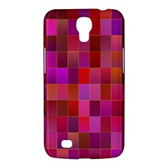 Shapes Abstract Pink Samsung Galaxy Mega 6 3  I9200 Hardshell Case