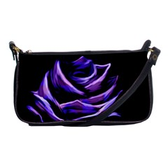 Rose Flower Design Nature Blossom Shoulder Clutch Bags by Nexatart