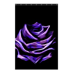 Rose Flower Design Nature Blossom Shower Curtain 48  X 72  (small)  by Nexatart