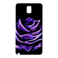 Rose Flower Design Nature Blossom Samsung Galaxy Note 3 N9005 Hardshell Back Case by Nexatart