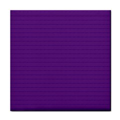 Pattern Violet Purple Background Face Towel by Nexatart