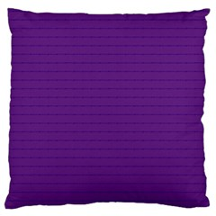 Pattern Violet Purple Background Standard Flano Cushion Case (one Side) by Nexatart